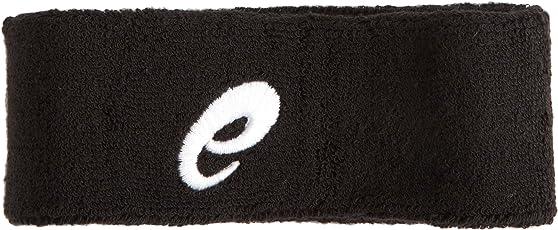 ASICS Men's ASICS Headband, Black, One Size