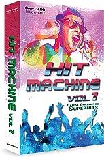 Music Card: Hit Machine - 320 kbps MP3 Audio (4 GB) - Vol. 1