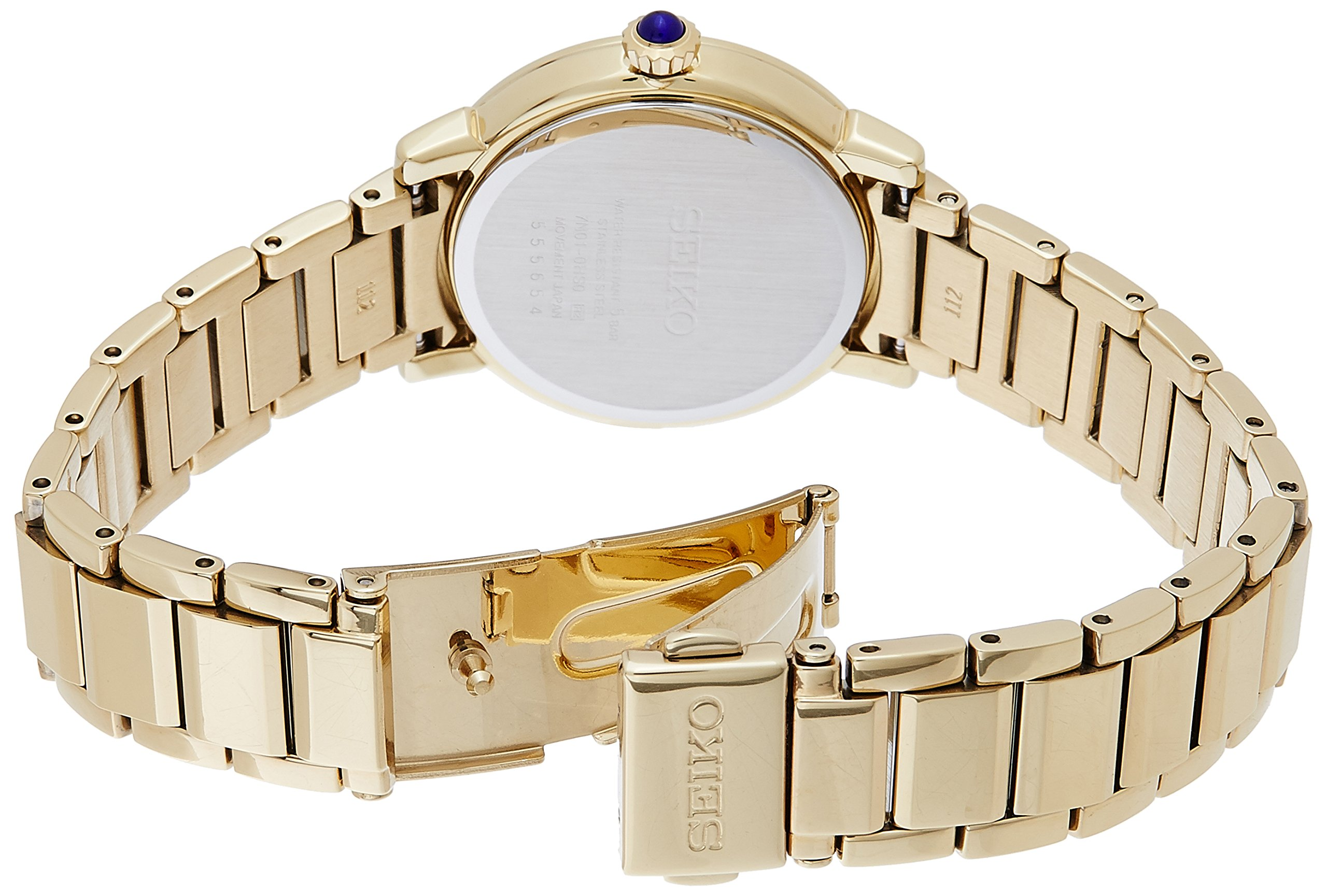 Seiko Analog White Dial Women's Watch – SRZ450P1