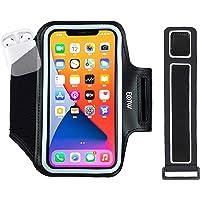 Fascia da Braccio con Borsa Airpods - EOTW Portacellulare Porta Auricolare Bluetooth Braccio per iPhone 12/12 Pro/11/XR…
