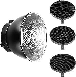Neewer 7zoll Standard Reflektor Diffusor Mit 10 30 Kamera
