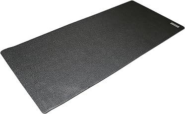 skandika Bodenschutzmatte, Schwarz, 90 x 200 cm, 24932-9