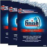 Finish Sel Régénérant Lave-Vaisselle 4 kg - Lot de 3