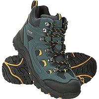 Mountain Warehouse Boots Hommes Adventurer - Chaussures imperméables, Textile & synthétique, adhérence supplémentaire…
