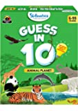 Skillmatics - SKILL34GAP Educational Game : Animal Planet - Guess in 10 (Ages 6-99 Years) | Card Game of Smart Questions…