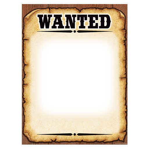 Poster Maker (Wanted Poster Photo maker)