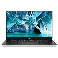 "Dell XPS 15-7590 Ordinateur Portable Ultrathin 15,6"" OLED 4K Ultra HD Silver (Intel Core i7, 16 Go de RAM, SSD 512Go, NVIDIA GTX 1650 4GB, Windows 10) Clavier AZERTY Français"
