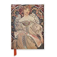 Mucha: Reverie (Foiled Journal): 16 (Flame Tree Notebooks)