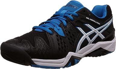 ASICS Men's Gel-Resolution 6 Tennis Shoes