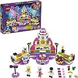 LEGO 41393 Friends Bakwedstrijd Set met Stephanie Mini Poppetje, Speelgoed voor Kinderen, Meisjes en Jongens vanaf 6 Jaar en