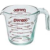 Pyrex Glass Measuring Cup, 473ml, Transparent