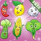Obst und Gemüse für Kleinkinder und Kinder: Entdecken Sie das Essen! KOSTENLOS