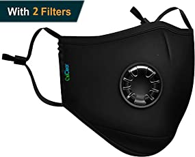 OxiClear Pollution Mask