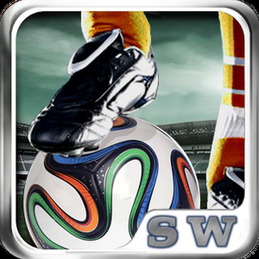 Fußball-Welt 2014 (Spielen Welt)