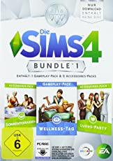 Die SIMS 4 - Bundle 1 (Code in der Box) - [PC]