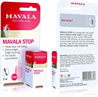 Mavala Stop - Discourages Nail Biting and Thumb Sucking For Children and Adults - 5ml