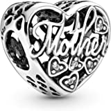 Pandora Bead Charm Donna argento - 792109CZ