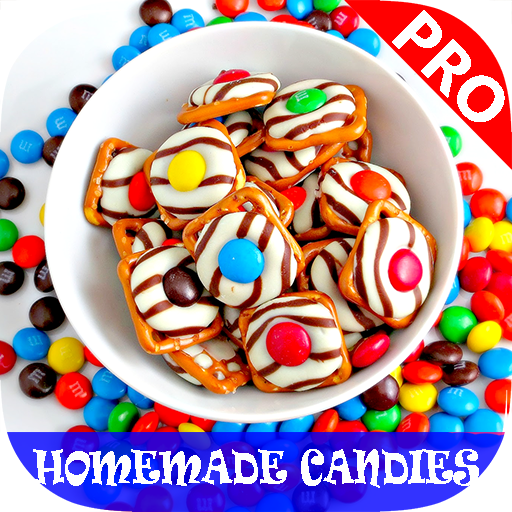 Candies - Over 500+ Candy Recipes ()