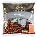 Herdsman British Reduced Fat Minced Beef, 500g (Frozen)