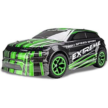 Amewi 22215 – Rally Car AM-5 Green 1: 18 4 wd Rtr, veicolo