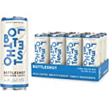 Bottleshot Brew - Oat Milk Cold Brew Coffee - 12 cans of New Orleans Style Iced Coffee