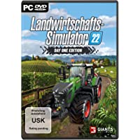 Landwirtschafts-Simulator 22: Day One Edition (exklusiv bei Amazon) - [PC]