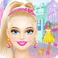 Fashion Girl Salon: Spa, Makeup and Dress Up - Full Version