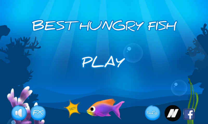 Hungry Fish - Apps on Google Play