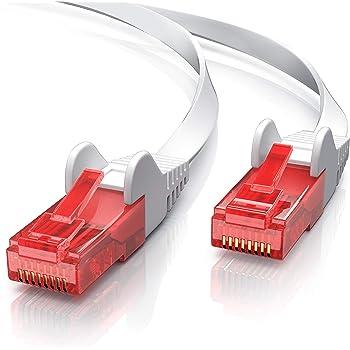 CSL - Cavo di rete 20m - CAT.6 Ethernet Gigabit Lan (RJ45)  32039907697a