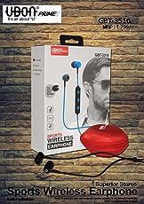 UBON Prime GBT 3516 Wireless Sports In-Ear Headphone