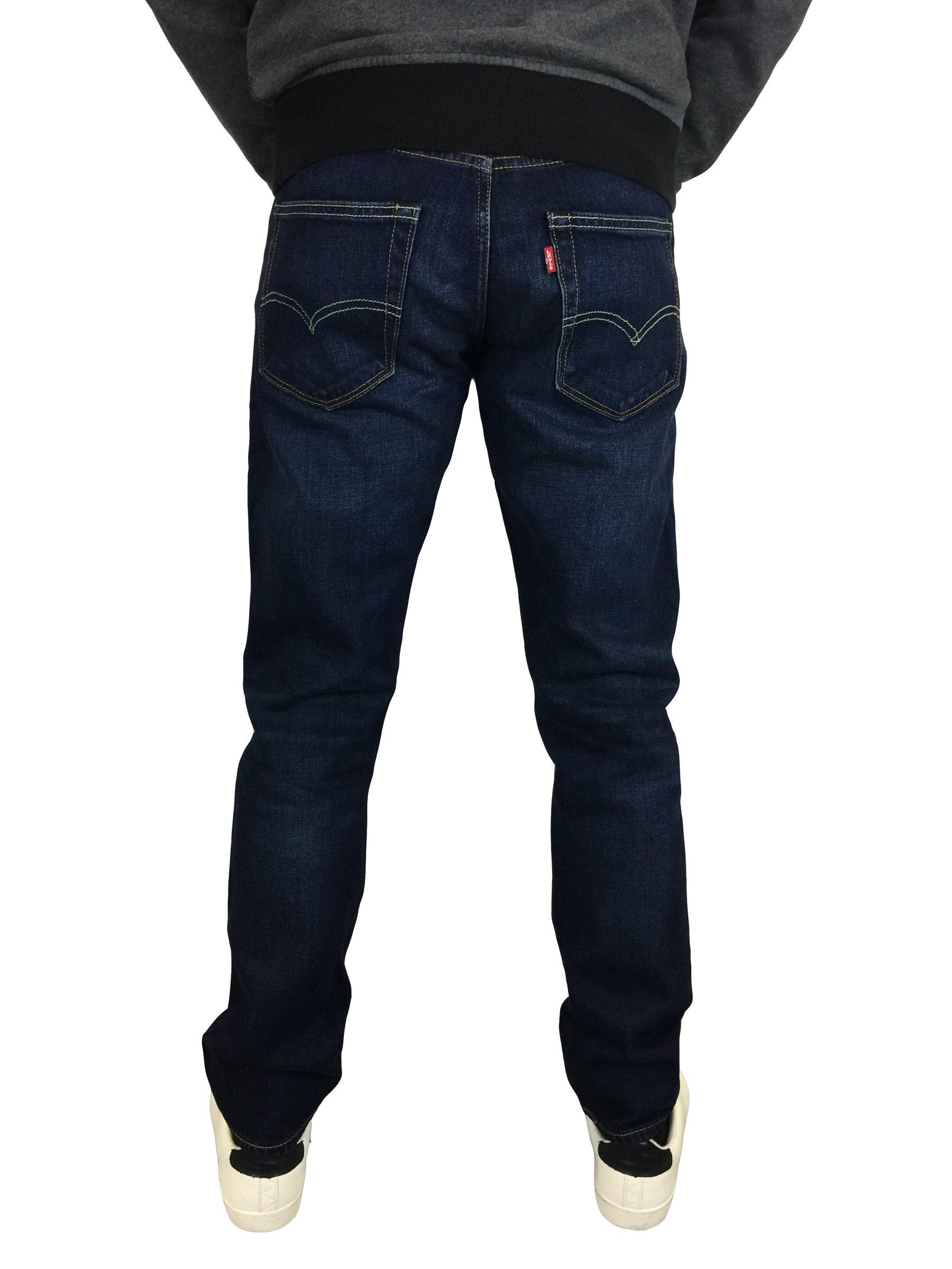 f02b676e32c Levi's Men's 502 Regular Tapered Fit Jeans • AMC TOP DEALS