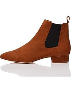 Marque Amazon find. Femme Bottines: : Chaussures