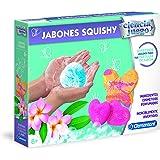 Clementoni Ciencia y Juego- Jabones Squishy (55370)