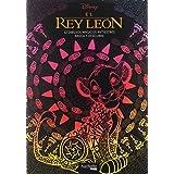 El Rey León. 12 dibujos mágicos: rasca y descubre (Hachette Heroes - Disney - Colorear)