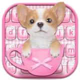 Chihuahua Puppy Keyboard Theme