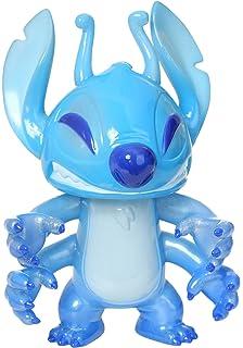Lilo /& Stitch Hikari Sofubi Vinyl Action Figure Blue Glitter Stitch 19 cm