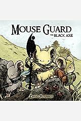 Mouse Guard - The Black Axe Hardcover
