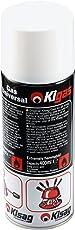 Rösle Kisag 91275 Gaskartusche für Gasbrenner (1x 400ml)