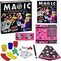 Zeus Magic 65 Tricks Kit Innovative Kids Game Toy Perform Your own Magic Show Toys