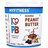 MYFITNESS Chocolate Peanut Butter Smooth 1250g