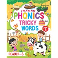 Phonics Reader - 5 (Tricky Words) Age 8+