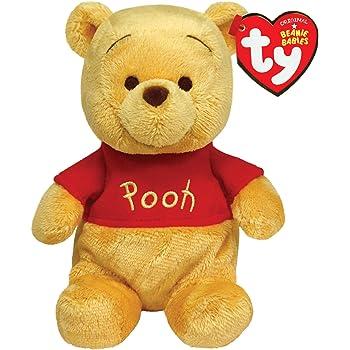 21e83b13ff6c Ty Beanie Babies Winnie The Pooh Plush