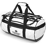 The Friendly Swede Borsone da Viaggio e Sport Convertibile in Zaino - Duffel Bag (capacità: 30l/ 60l/ 90l)