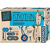 KOSMOS AllesKönnerKiste Knoten Abenteuer-Box. DIY-Bastelset für Jungen und Mädchen ab 8 Jahren, das Geschenk-Set für den…