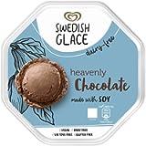Swedish Glace Heavenly Chocolate Soy Ice Cream Dessert 750ml