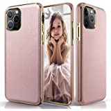 LOHASIC iPhone 11 Pro Max Case for Women, 6.5 inch Slim Fit Luxury Soft Flexible Grip Scratch Resistant Protective Girly Pret