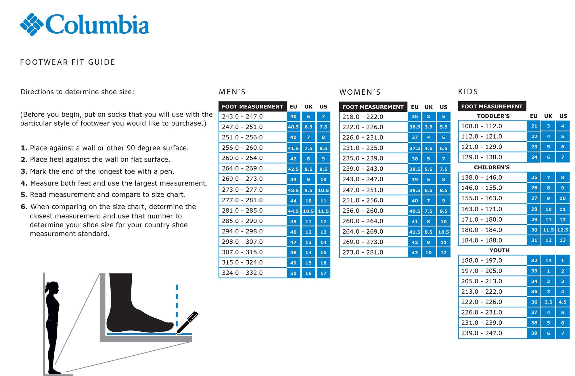 81iONL1IATL - Columbia Women's WAYFINDER Hiking Shoes