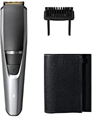Philips BT3221/15 corded & cordless Titanium blade Beard Trimmer - 20 length settings; 90 min run time