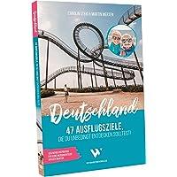 Reiseführer Deutschland – 47 Ausflugsziele, die du entdeckt haben solltest!   Reisebuch Deutschland mit…