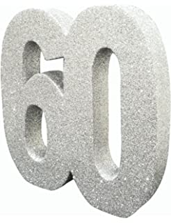 Amscan modello 9900620 piatti di carta per festeggiamenti del sessantesimo compleanno lingua inglese